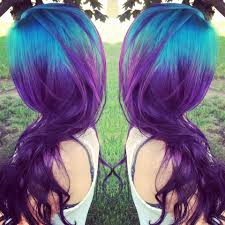 how to blue green colormelt hair color blue green rose and