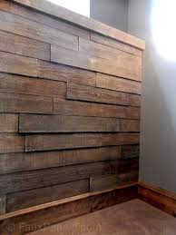 Distressed Wood Wall Panels by Accent Walls Decorative Wall Panels To Update Any Room