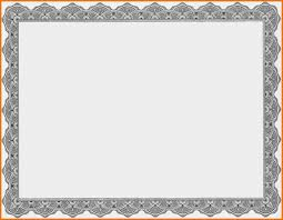 indesign certificate template 100 images gift certificate