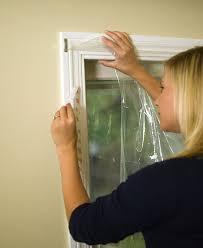 Shop Amazon Com Window Double by Amazon Com Duck Brand Indoor 10 Window Shrink Film Insulator Kit