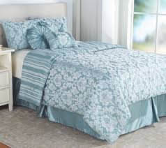 Northern Lights Comforters Northern Nights Jacquard Reversible 7 Piece Full Comforter Set