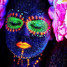 glow party glow party uv blacklight glow paint paint uv reactive
