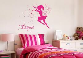 wall stickers shop art fairy name wall sticker