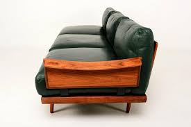Leather Sofa Set On Sale Scandinavian Sofa Set In Rosewood And Leather For Sale At 1stdibs