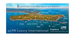 Puerto Vallarta Mexico Map by About Lpr Luxury Punta Mita Real Estate Vacation Rentals In