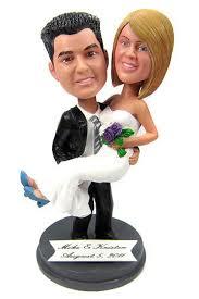 cake toppers bobblehead bobblehead wedding cake toppers wedding corners
