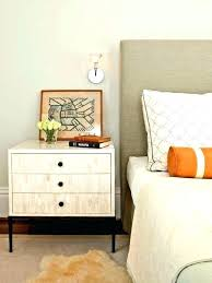 small bedside table ideas modern bedside table ideas awoof me