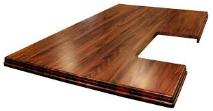 countertops custom wood countertops solid wood butcher block full size of custom wood countertops countertop options finishes afr mahogany with walnut stain african island
