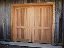 Red Barn Doors by Country Barn Doors Western Red Cedar Aj Garage Door Long