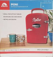 Small Desk Refrigerator Igloo Mini Compact Refrigerator Epic Tiny House