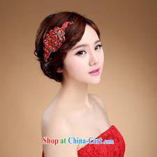 retro hair accessories bridal jewelry and korean style wedding hair accessories