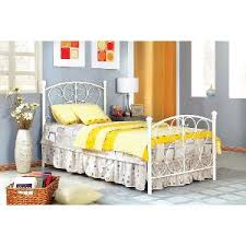 White Princess Bed Frame Wood Metal Upholstered Bunk Beds Furniture Rc Willey