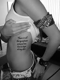 side rib tattoos designs ideas and meaning tattoos for you