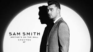 Spectre Film Sam Smith U0027s Writing U0027s On The Wall Set To Become First Bond Number One