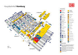 Hamburg Germany Map by Hamburg Central Station Hamburg Com