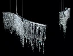 nella vetrina italamp why 2305 s g4 swarovski crystal hanging light