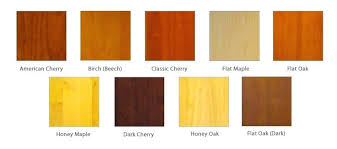 kitchen cabinet color types home design types of wood for making