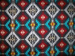 kk home decor modern upholstery duck canvas tribal fabric by the yard for home