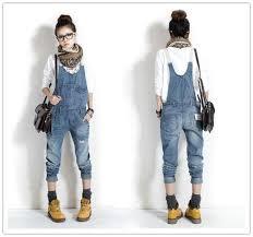 Jeans Jumpsuit For Womens Best 25 Casual Jumpsuit Ideas On Pinterest City Fashion