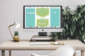 Computer Desk Wallpaper Computer Desktop Organization Free Refined Rooms