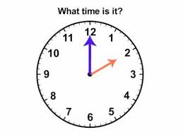 time learning clock reading time practice 1 o clock