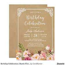 365 best birthday invitations images on pinterest
