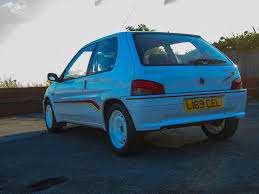 peugeot buy back owning a peugeot 106 s1 rallye carwitter