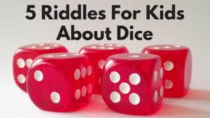 101 games pattern riddle dice riddles