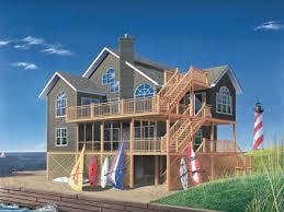 3 Story Beach House Plans House Plans With Decks Christmas Ideas Home Decorationing Ideas