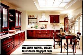 Kitchen Cabinet Designs 2014 by Interior Design 2014 Classic Wood Kitchen Cabinets Designs Wood