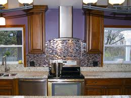 Photos Of Backsplashes In Kitchens Red Kitchen Paint Pictures Ideas U0026 Tips From Hgtv Hgtv