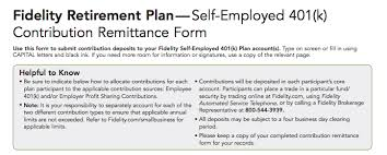 fidelity solo 401k a step by step guide to setting up your self