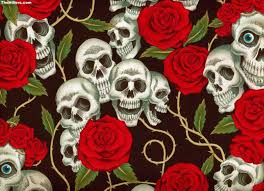 bikes skulls u0026 roses skull u0027s pinterest