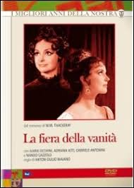 la fiera delle vanit罌 1967 mymovies it