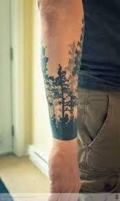 forearm tree style