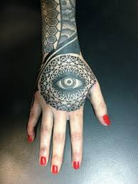 eye rose tattoo on hand in 2017 real photo pictures images and