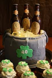beer cake sue u0027s sweet creations beer bucket cake