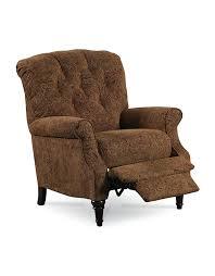 amazon com lane furniture belle 2550 1573 21 hi leg recliner with