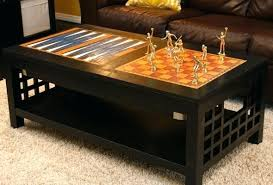 coffee table game console gaming coffee table diy mame coffee table migoals co