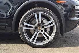 porsche cayenne tire size 2012 used porsche cayenne 89098 msrp navi premium pkg keyless go