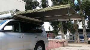 Diy Roof Rack Awning Bushwakka Combo Drawer Systems