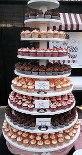 cupcake displays the cake shop dessert displays