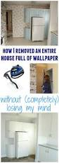 how to remove wallpaper without completely losing your mind