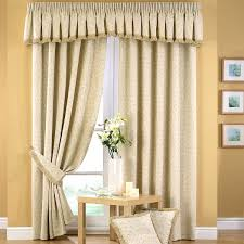 Lined Curtains Jacquard Lined Pencil Pleat Curtains Natural