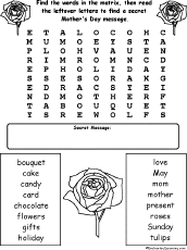 mother u0027s day crafts cards activities and worksheets