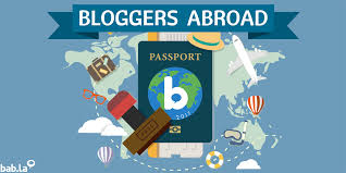 bloggers abroad 2017