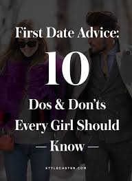 First Date Dinner Ideas First Date Advice Dos And Don U0027ts Stylecaster