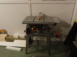 Craftsman Portable Table Saw Craftsman Table Saw Loan Dayton Diode Wiki Fandom Powered By