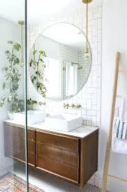 Frames For Bathroom Mirrors Lowes Bathroom Mirrors Bathroom Mirror Nickel Frame Suitable With Frames