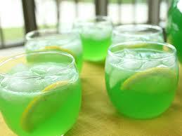 assorted fruit drinks